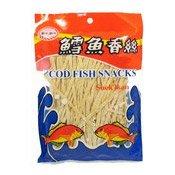 Cod Fish Snacks (鱈魚香絲)