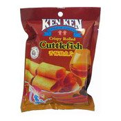 Crispy Rolled Cuttlefish (墨魚小食)