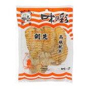Prepared Sudare Cuttlefish (墨魚小食)