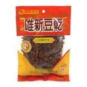Dried Beancurd (Chilli) (唯新豆乾(川辣珍味))