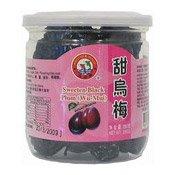 Sweetened Black Plum (Wu-Mui) (兄弟甜黑梅)