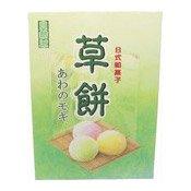 Japanese Rice Cake (日式草餅)