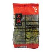 Wasabi Rice Crackers (日本米餅)