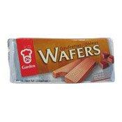 Cream Wafers (Chocolate) (嘉頓朱古力威化餅)