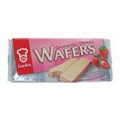 Cream Wafers (Strawberry) (嘉頓士多啤梨威化餅)