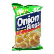 Onion Flavoured Rings (農心洋蔥圈)