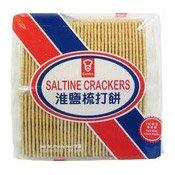 Saltine Crackers (嘉頓淮鹽梳打餅)