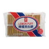 Lemon Puff (嘉頓檸檬夾心餅)