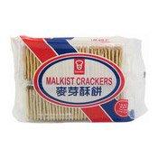 Malkist Crackers (嘉頓麥芽酥餅)