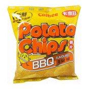 Potato Chips (BBQ) (卡樂B燒烤味薯片)