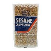 Sesame Crisp Flakes (珠江橋牌芝麻糖)
