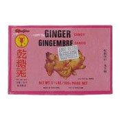 Ginger Candy (薑糖)