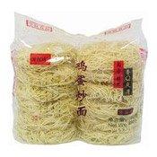Fried Noodles (麥阿姨雞蛋炒麵)