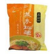 Oat Noodles (Abalone) (壽桃燕麥拉面鮑魚味)