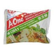 Instant Noodles (Vegetarian) (味王素食麵)
