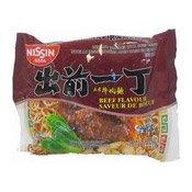 Instant Noodles (Five Spices Beef Flavour) (出前一丁牛肉麵)