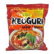 Neoguri Ramyun (Seafood & Spicy) (農心辣味烏冬麵)
