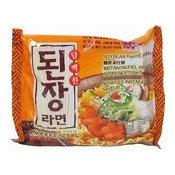 Instant Noodles (Soybean Paste) (三養麵)