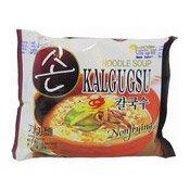 Instant Noodles (Kalgugsu) (三養刀切麵)