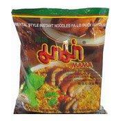 Oriental Style Instant Noodles (Pa-Lo Duck) (媽媽鴨麵)