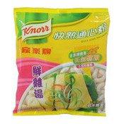 Instant Macaroni (Chicken Broth) (快熟通心粉 (雞湯))