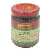 Spicy Garlic Sauce (李錦記魚香醬)