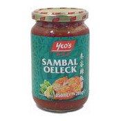 Sambal Oeleck (楊協成辣椒醬)