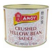 Crushed Yellow Bean Sauce (淘大磨豉醬)