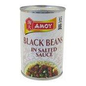 Black Beans in Salted Sauce (淘大豆豉)