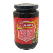 Black Bean & Garlic Sauce (淘大蒜蓉豆豉醬)