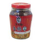 Hot Vegetable Pot (老乾媽香辣菜)