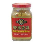 Fermented Beancurd (Hot) (招財辣椒腐乳)
