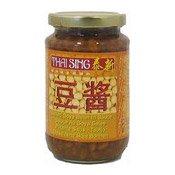 Salted Soya Bean In Sauce (新泰豆醬)
