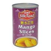 Mango Slices In Syrup (絲路糖水芒果)