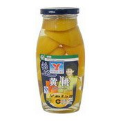 Yellow Peaches In Light Syrup (黃桃)
