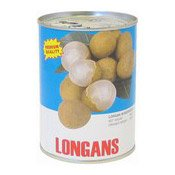 Longans In Syrup (兄弟糖水龍眼)