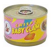 Crispy Baby Clam (脆蜆)