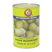 Straw Mushrooms (Whole) (兄弟草菇)