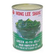 Green Ai-Yu Jelly (Thach Suong Sam) (萬里香甜青砂涼粉)