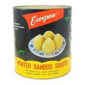 Winter Bamboo Shoots (飄香面排骨雞麵)