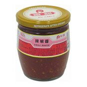 Chilli Sauce (富記辣椒醬)