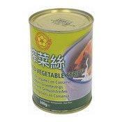 Preserved Vegetable Strips (金梅榨菜片)