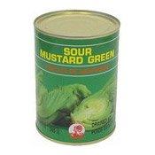 Sour Mustard Green (雄雞咸酸菜)