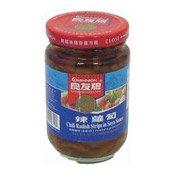 Chilli Radish Strips In Soya Sauce (良友牌辣蘿蔔)