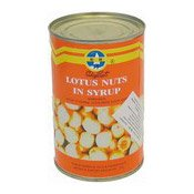 Lotus Seeds In Syrup (Lotus Nuts) (糖水湘蓮)
