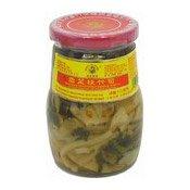 Seasoned Sauerkraut Bamboo Shoots (萬里香雪菜桂竹筍)
