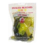 Pickled Mustard (雄雞包裝咸酸菜)