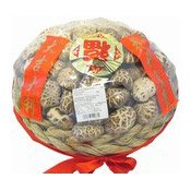 Dried White Flower Mushroom Gift Basket (白花菇籃禮包)
