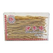 Dried Sha Shen Roots (沙參條)