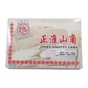Dried Knotty Yams (正淮山角)